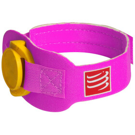 Compressport Timing Chipband - rose